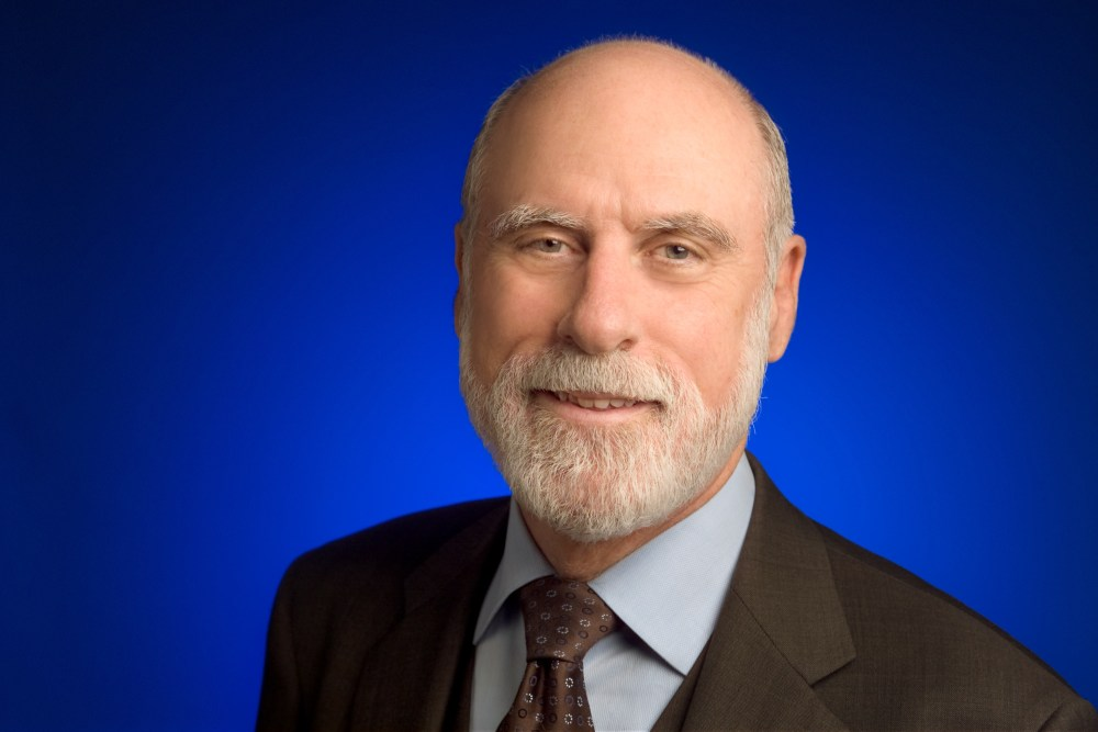 Vint Cerf: Father Knows Best! (1/4)