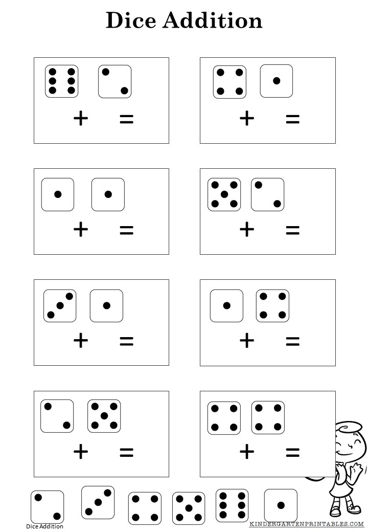 math worksheet : dice addition related keywords  suggestions  dice addition long  : Dice Addition Worksheet