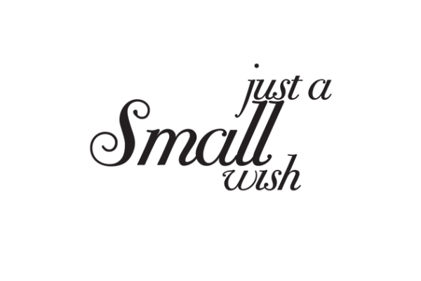 Just a Small wish by Monalisa