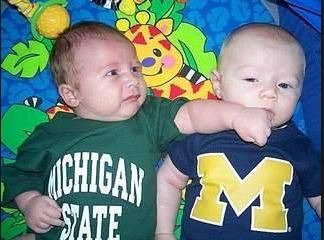 Babies Rivalry