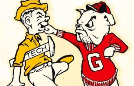 Georgia vs GA Tech