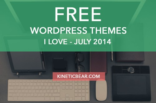 awesome free wordpress themes for my blog