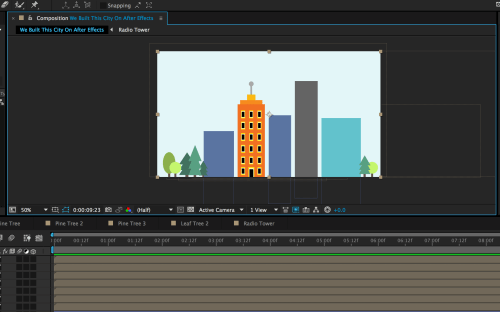 learn how to design in adobe after effects