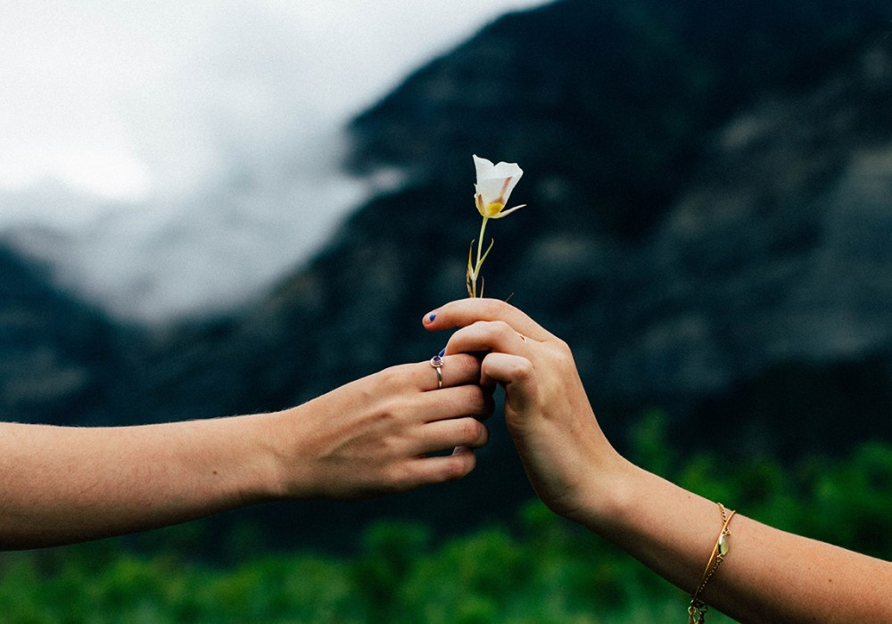 The one thing you need to become a generous person.