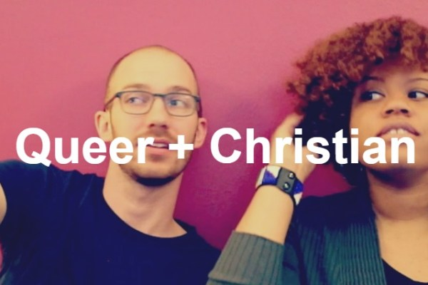 queer and christian