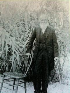 Rev. Rawlins L Reaves, a traveling Methodist Minister