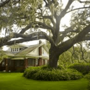 Gus Hall House, Tildenville, Florida