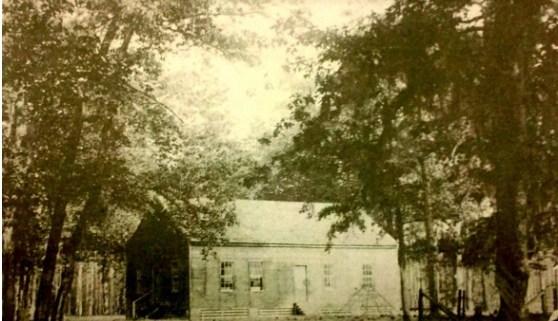 Union Baptist Church est. 1825