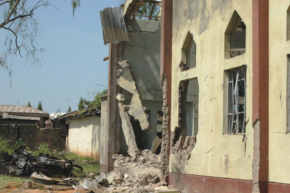 Youths Beat Up Pastors, Destroy Churches In Kaduna