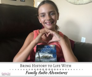 Bring History To Life With Family Audio Adventures