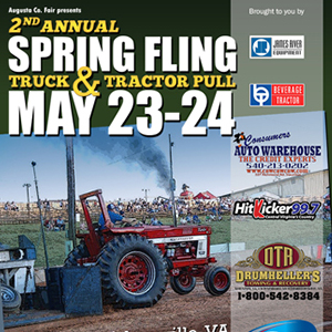 Augusta County Fair Poster