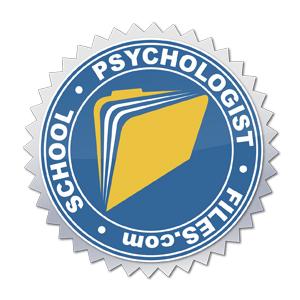 School Psychologist Files Logo