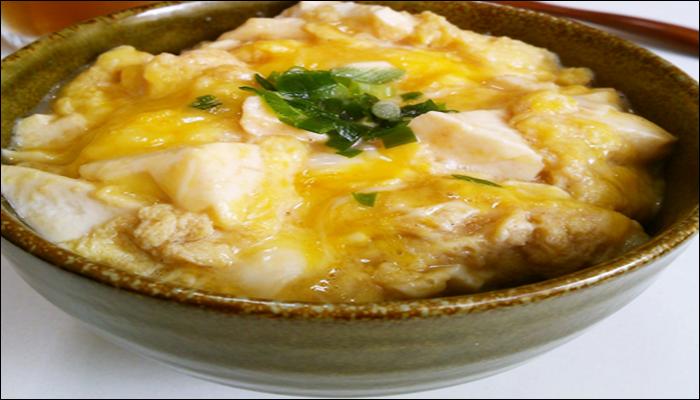 丼もの 簡単レシピ 豆腐チーズ丼