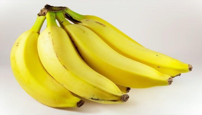 春 料理 バナナ