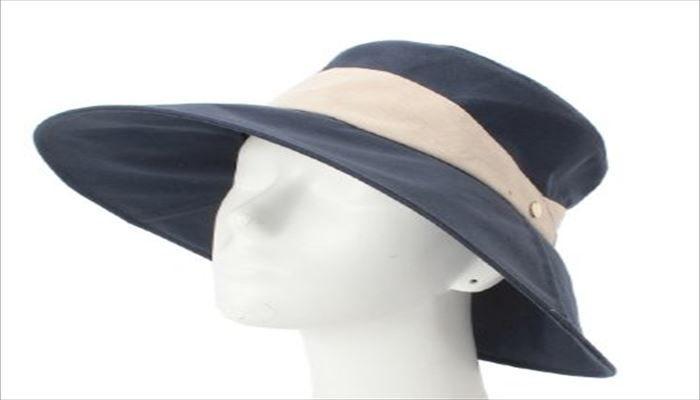 帽子 日よけ 作り方 型紙 5