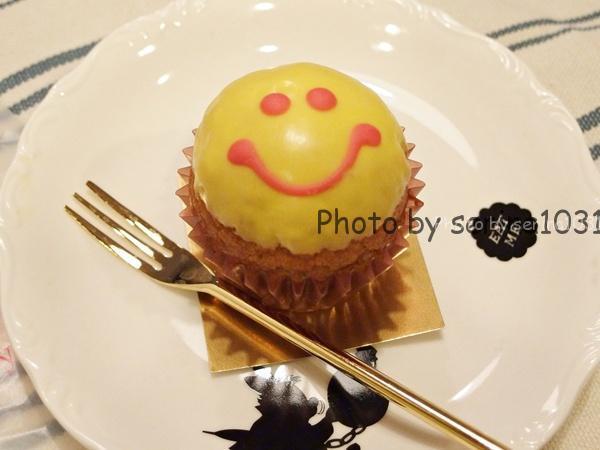 チャプチーノニコちゃんカップケーキ