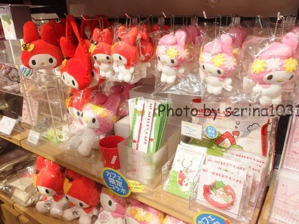 キキ&ララ♥マイメロディ 40th anniversary cafeオフィシャルグッズ