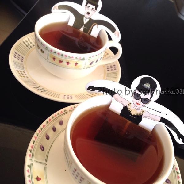 TEA PARTYオードリー・ヘップバーン紅茶