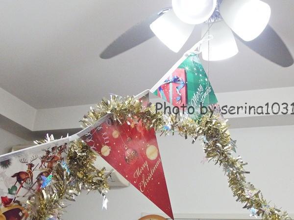 クリスマスパーティーデコレーション