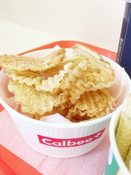 カルビー作りたてポテトチップス