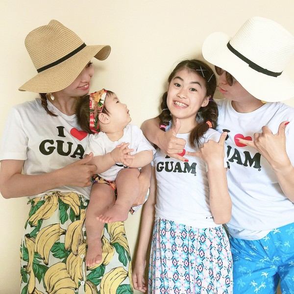 グアム旅行6月の服装