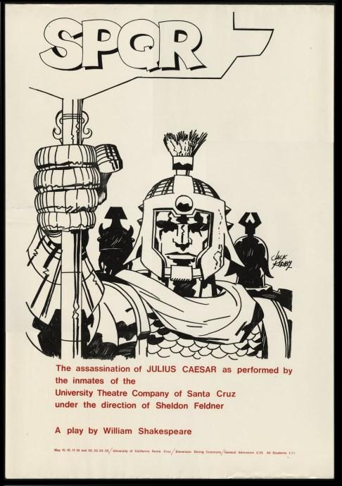 1969 - Julius Caesar poster