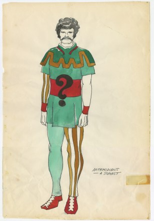 1969 - Sophist original art