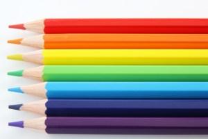 色鉛筆7色