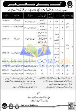 Veterinary MT Driver Dresser Cook Jobs 2015 in Chaklala Form Download Dates and Schedule