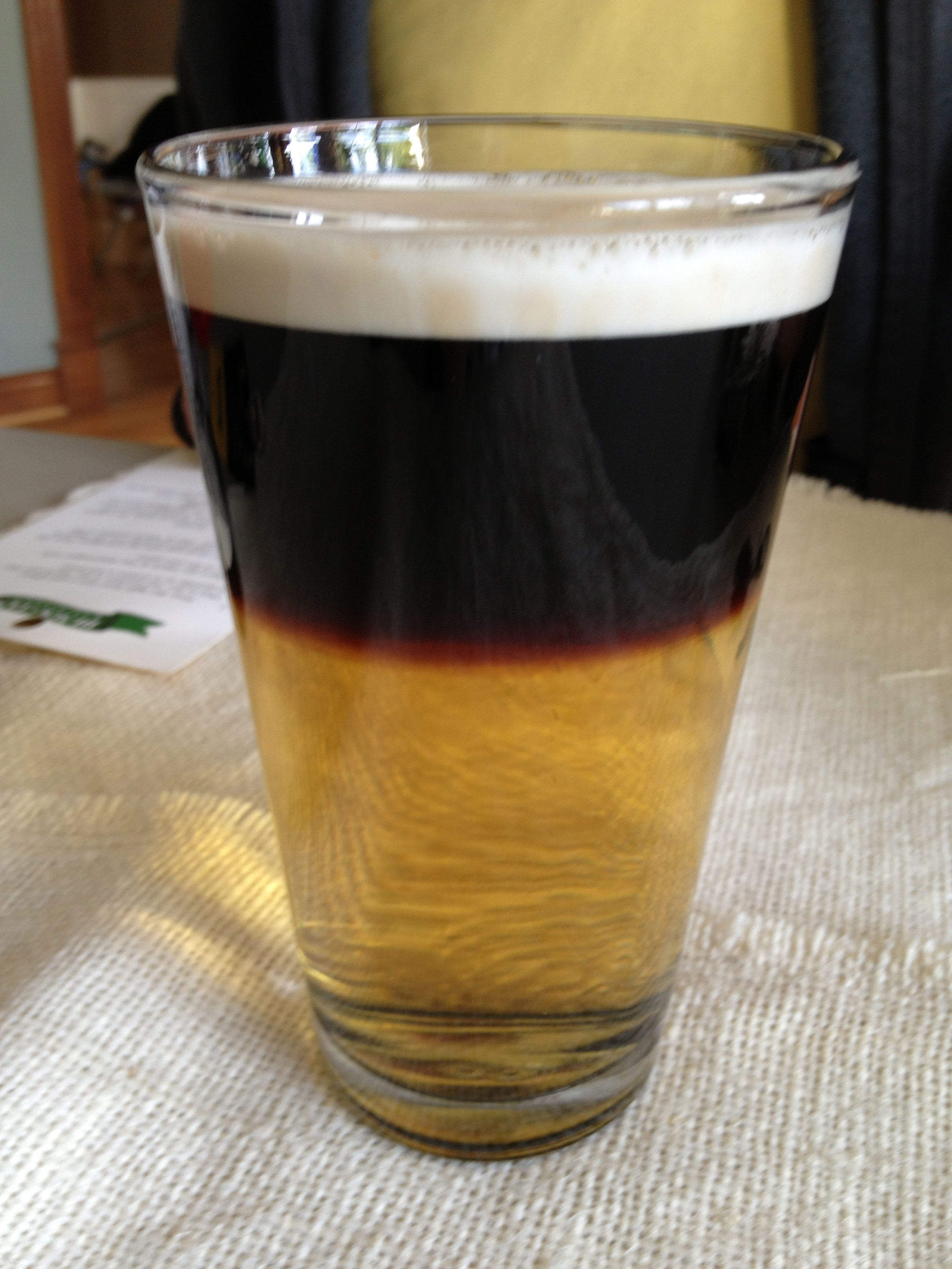 Fullsize Of Black And Tan Drink