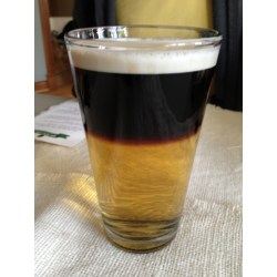Small Crop Of Black And Tan Drink