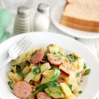 Making a healthy, balanced meal does not have to be difficult if you have Hillshire Farm Smoked Sausage. Create a flavor packed recipe for an easy night in