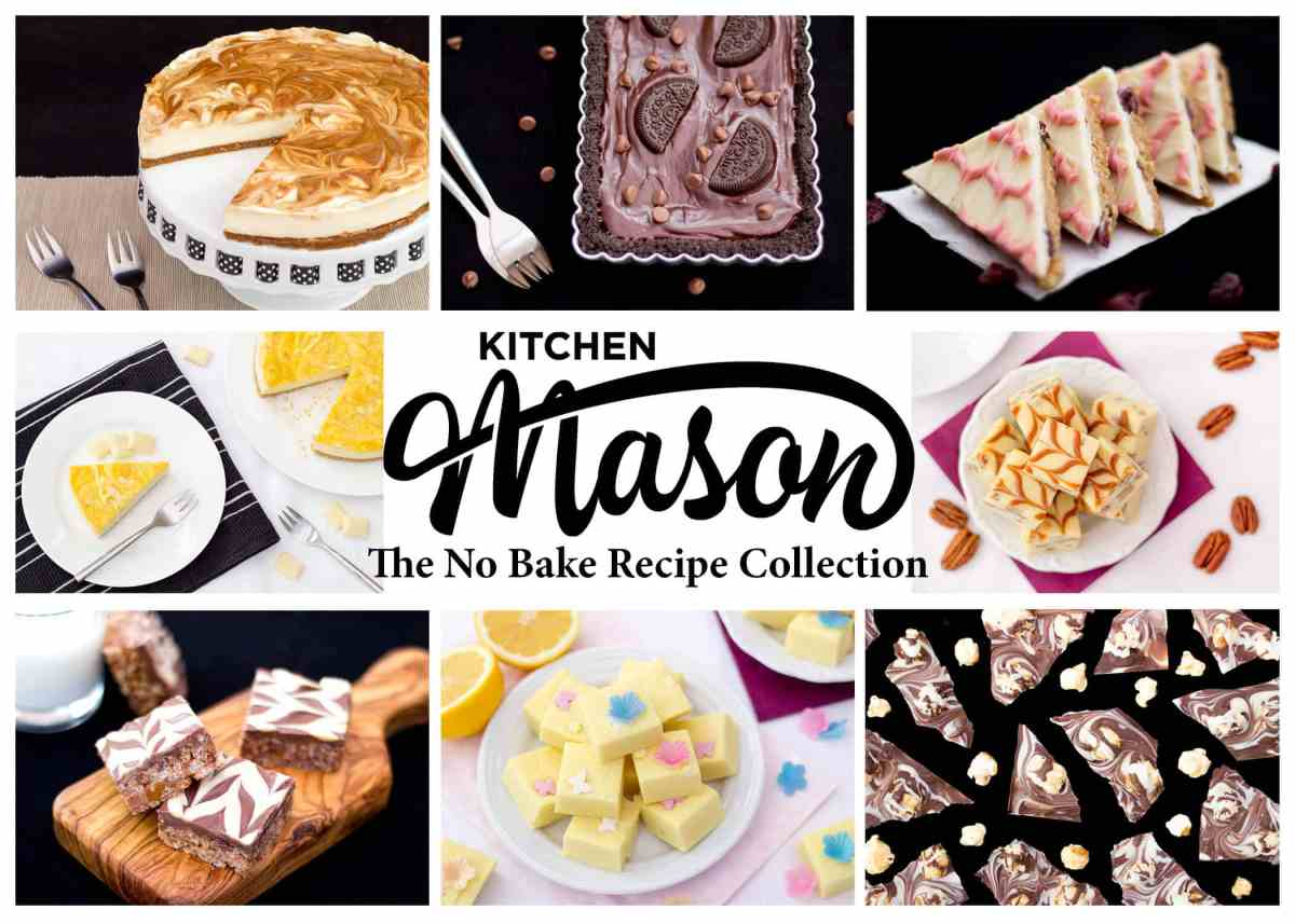 The No Bake Recipe Collection