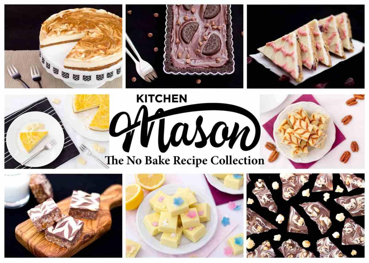 The No Bake Recipe Collection