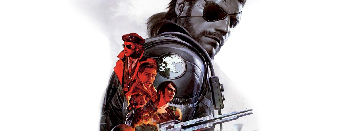 60 фактов о Metal Gear Solid V: The Phantom Pain