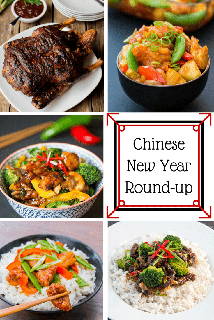 Chinese New Year Round-up. Recipes from Nicky's Kitchen Sanctuary