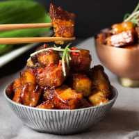 Sticky Chinese Pork Belly