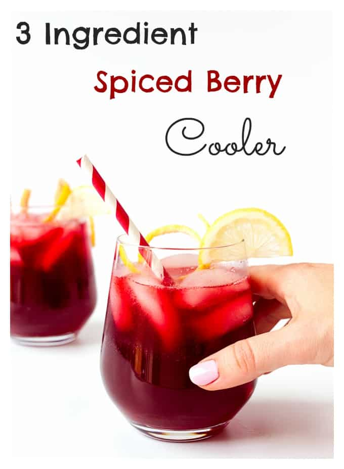 A punchy and refreshing non-alcoholic cocktail. Serve over ice for the perfect summer BBQ drink.
