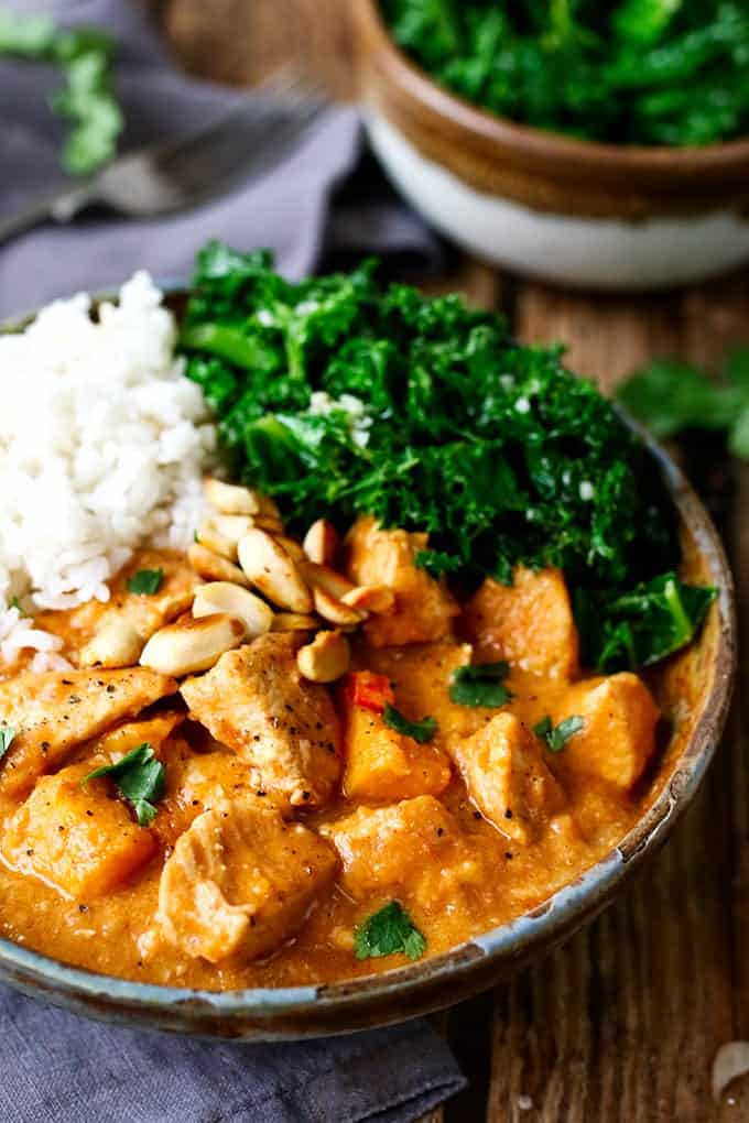 African Chicken and Peanut Stew tall FS - Nicky's Kitchen ...