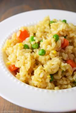 Great Fried Rice Recipe Fried Rice Recipe Kitchen Swagger Hibachi Steakhouse Recipes Hibachi Steak Recipe Fried Rice