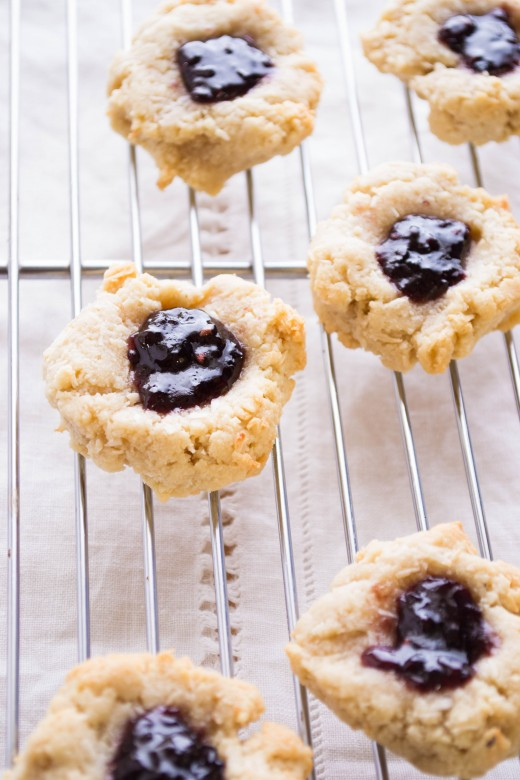 Flourless Almond Cookies 5