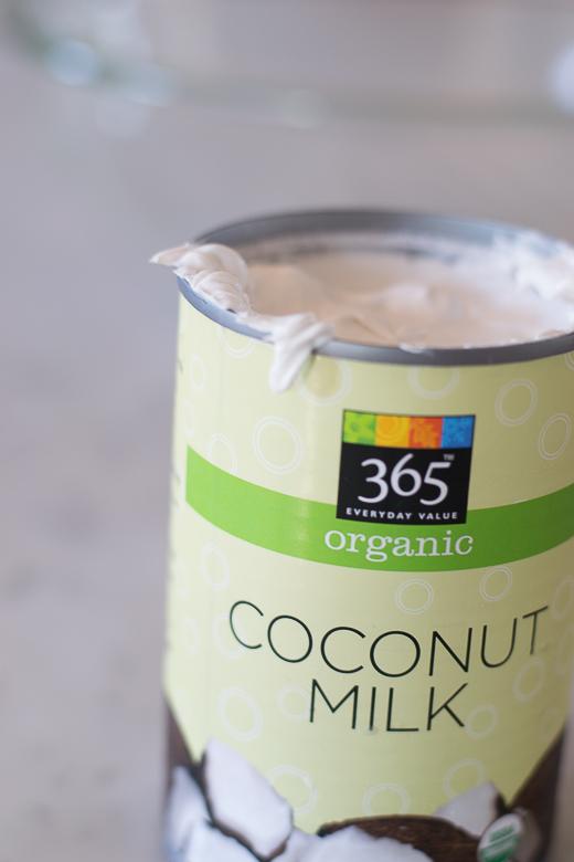Can full fat coconut milk