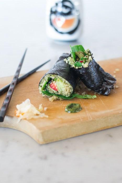 seaweed roll 2