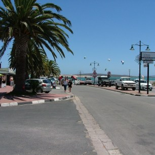 High Street Langebaan