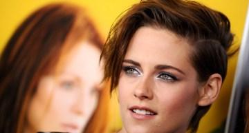 Kristen Stewart Talks Living Her Life Without 'Hiding'