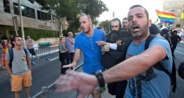 Attacker Stabs 6 People at Jerusalem Gay Pride Parade