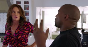Kanye West Had An Incredible Response to Meeting Caitlyn Jenner