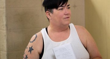 'Orange Is the New Black' Lea DeLaria Talks About Butch Visibility in the Show