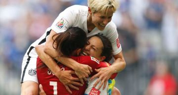 Close Games, Unbelievable Goals, and Last-Minute Heroics: Why This Year's Women's World Cup Rocked