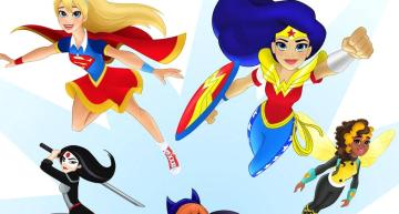 Mattel Look To Tone Down The Sexualization Of female Action Figures With New DC Super Hero Range